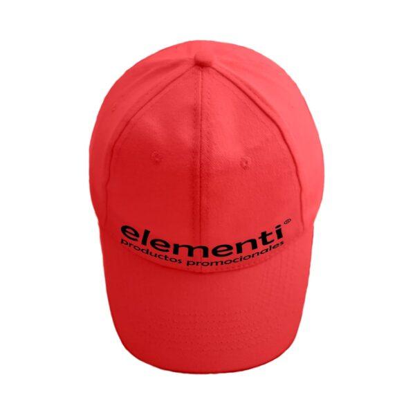 - gorras de algodón