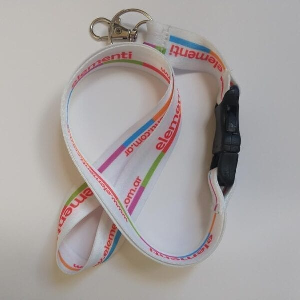 - cintas colgantes