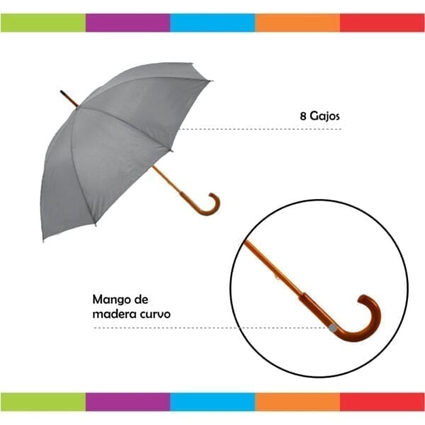 - paraguas ejecutivos