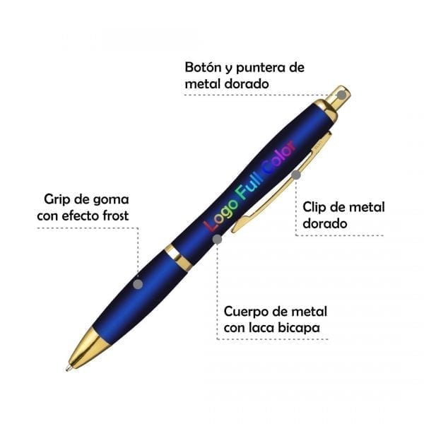 - lapiceras personalizadas