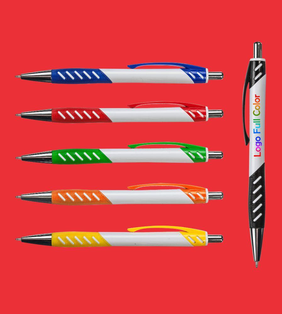 Bolígrafos Modelo Fox Logo Full Color